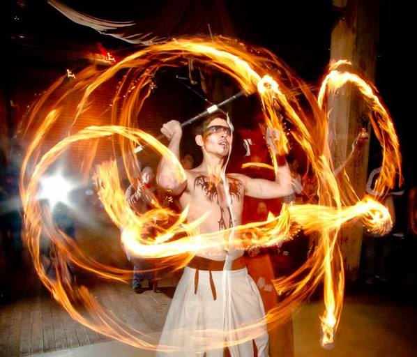 Hire Corporate Circus Performers